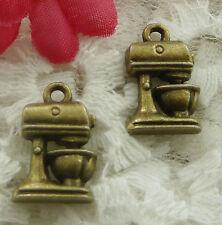 Free Ship 180 Pcs Tibetan Silver Blender Charms 16x11mm #2077