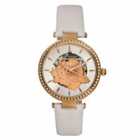 Empress Anne Automatic Silver Dial Ladies Watch EMPEM3104