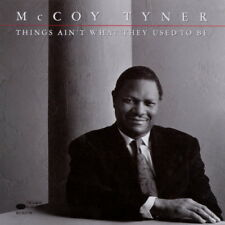 MCCOY TURNER Things Ain`t What They Used To Be 1990 EMI Capitol CD Album