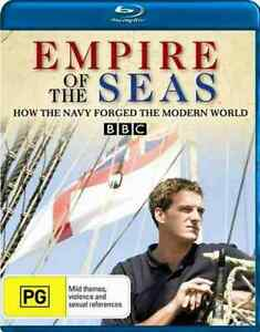 Empires of the Seas - Blu Ray Documentary - How The Navy Forged The Modern World
