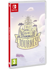 Old Man's Journey Art Games Nintendo Switch Brand New Region Free