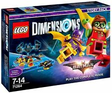 Lego Dimensions BATMAN MOVIE STORY PACK 71264 Brand New & Sealed