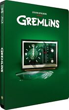 GREMLINS, Kleine Monster (Blu-ray Disc, Steelbook) NEU+OVP