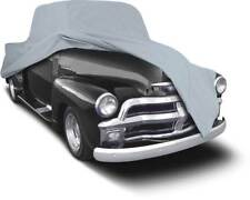 1955-59 Chevrolet/GMC Longbed Pickup Truck Gray Softshield Flannel Cover