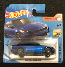 Hot Wheels. 2019 KIA Stinger GT. New Collectable Toy Model Car on Short Card.