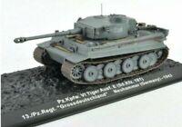 Panzer Pz.Kpfw.VI Tiger Ausf.E 1:72 DieCast Fertigmodell Metall Modell Militär
