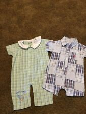 Set Of2 Boys 1-Pc Outfits RUC 3-6M US Polo-McBaby