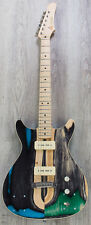 Prisma Syndicate Custom Electric Guitar w/ McNelly P90 Pickups + Mono Gig Bag