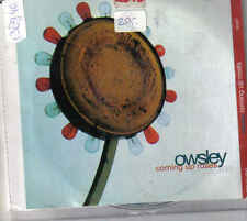 Owsley-Coming Up Roses cd single