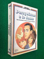 GARDNER - PERRY MASON E LE DONNE 3 Romanzi, Biblioteca Giallo Mondadori 6 (1979)