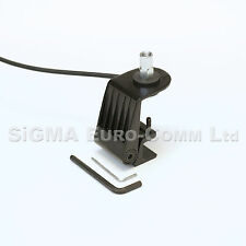 Sigma 3/8 Gutter mount CB radio Aerial Antenna For Land Rover Tractor or 4X4 Use