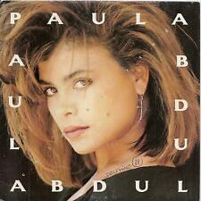 "45 TOURS / 7"" SINGLE--PAULA ABDUL--COLD HEARTED / ONE FOR THE OTHER--1988"