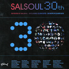 VARIOUS ARTISTS - SALSOUL 30TH ANNIVERSARY NEW CD