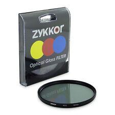 82mm Neutral Density ND2 0.3 ND 2 HD Optical Glass Filter