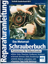 Manuale Riparazione Libro Das Moto Schrauberbuch 6011