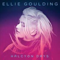 ELLIE GOULDING - HALCYON DAYS (NEW VERSION)  CD NEU