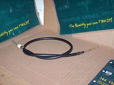 To Fit CITROEN SYNERGIE FIAT ULYSSE  PEUGEOT 806 L/H BRAKE CABLE 1995~02 FKB1922