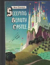 Disneyland Walt Disney's Sleeping Beauty Castle 1957 Booklet Magic Kingdom