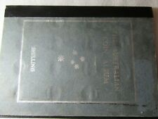 'HAWTHORN PRESS'   SHILLING  COIN ALBUM  USED