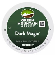 Green Mountain Coffee Dark Magic Coffee Box Keurig K-Cups 96-Count