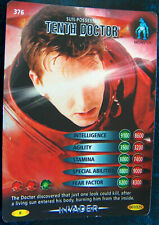 *DOCTOR WHO<>BATTLES IN TIME TRADING CARD<>SUN POSSESSED 10th DOCTOR<># 376*~
