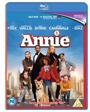 Annie Blu-ray 2014 Region 5051124414391 Cameron Diaz