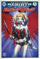 Harley Quinn DC Universe Rebirth #1NM NEAR MINT (DC Comics) E.BAS COVER VARIANT