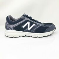 New Balance Womens 460 V2 W460CN2 Navy Blue Running Shoes Lace Up Size 8 D