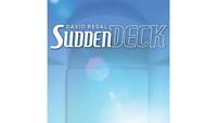 Sudden Deck 3.0 (Gimmick and Online Instruct) by David Regal Card Magic Tricks