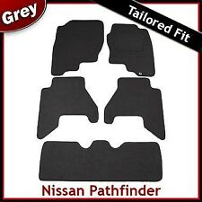 Fits for Nissan Pathfinder 2005-2008 Tailored Fitted Carpet Car Mats GREY