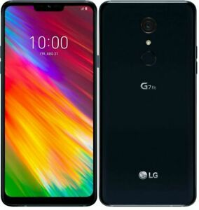 LG G7 Fit 32GB Q850QM 4G LTE Factory Unlocked Smartphone - Sealed