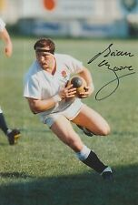 Brian Moore Hand Signed England Rugby 12x8 Photo.