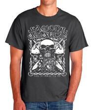 Camiseta hombre AMON AMARTH men T shirt hard rock heavy metal vikings
