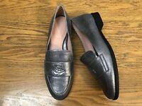 TARYN ROSE BLOSSOM LEATHER LOAFER SHOES NWOB SIZE 7