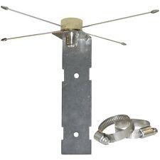 Base Ground Plane Kit for Mobile Omni Antenna NMO to N Female Mount TRAM 1470