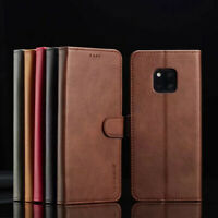 For Huawei Mate 20 Lite 20 Pro 10 Pro Magnetic PU Leather Case Flip Wallet Cover