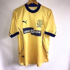 221c27862 Muy raras Everton de distancia 2000 01 Original Camiseta De Fútbol Jersey  Puma Talla M