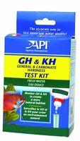 API GH & KH Test Kit | For Freshwater Fish Aquarium | General/Carbonate Hardness