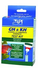 API GH & KH Test Kit | For Freshwater Fish Aquarium | General/Carbonate Hardness
