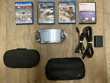 Sony PS Vita OLED Brand New Screen! + 8 GB Memory Card, 5 Games And More!!! READ