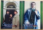 Sherlock Holmes Series 2 (Unreleased) Rare Pair Promo Cards P1 & P2 by River Wye