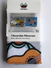 Toca Boca Reversible Pillow Cases (Twin)