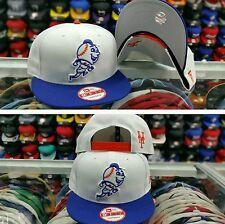 New Era MLB New York Mr. Mets circle logo white blue orange 9fifty snapback