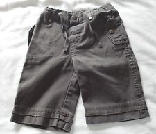 Toddler Shorts Brown 18mths