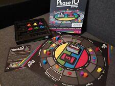 Brettspiel Phase 10 Strategy