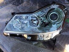 2005 2006 2007 2008 INFINITI M35 M45 Left LH Headlight AFS HID XENON