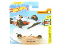 Hotwheels Indy 500 Oval Legends Speed 123/365 Short Card 1 64 Scale Sealed New