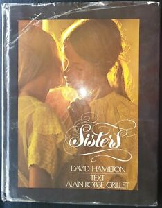 Sisters - David Hamilton & Alain Robbe-Grillet, Collins UK 1976
