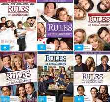 Rules Of Engagement COMPLETE COLLECTION Season 1 - 6 : NEW DVD
