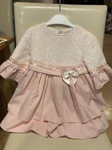 Girls Spanish Dress Babine Brand 4 Years
